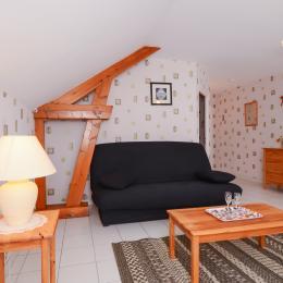 Esapce salon - Location de vacances - Villers-sous-Châtillon