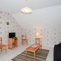 Salon  - Location de vacances - Villers-sous-Châtillon