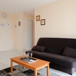 Espace salon - Location de vacances - Villers-sous-Châtillon