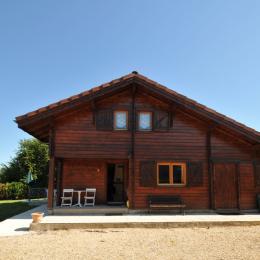 Chalet à OUTINES au portes du Lac du DER  - Location de vacances - Châtillon-sur-Broué