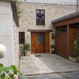 Salle des petits déjeuners - Chambre d'hôte - Trigny