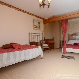 - Chambre d'hôtes - Saint-Amand-sur-Fion
