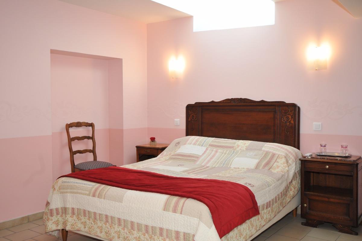 Chambre ANTAN - Chambre d'hôtes - Verzy