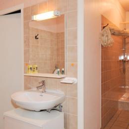 Salle d'eau - Chambre d'hôtes - Verzy