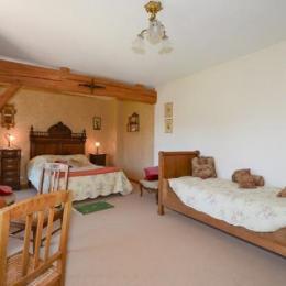 - Chambre d'hôte - Saint-Amand-sur-Fion