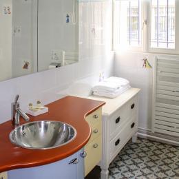 Salle d'eau privative - Chambre d'hôtes - Châlons-en-Champagne
