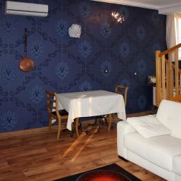 Salon privatif aux hôtes - Chambre d'hôtes - Châlons-en-Champagne