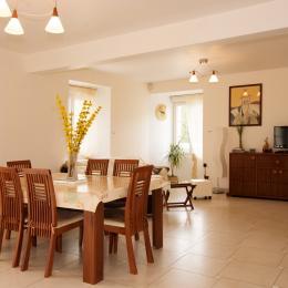 Salon - Salle à manger - Location de vacances - Belval-sous-Châtillon