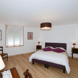 Entrée principale du Gîte La Mulotière - Location de vacances - Condé-sur-Marne