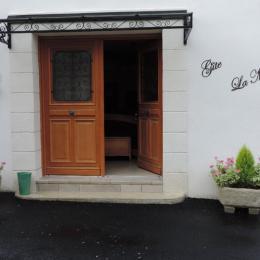 Cuisine et espace repas - Location de vacances - Condé-sur-Marne