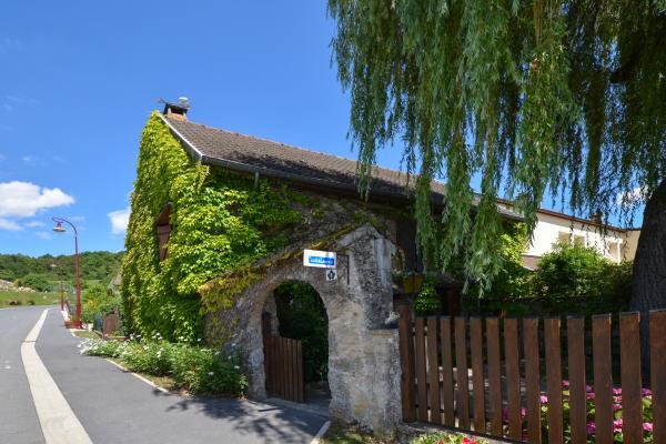 Le Vert Cottage   - Location de vacances - Cormoyeux