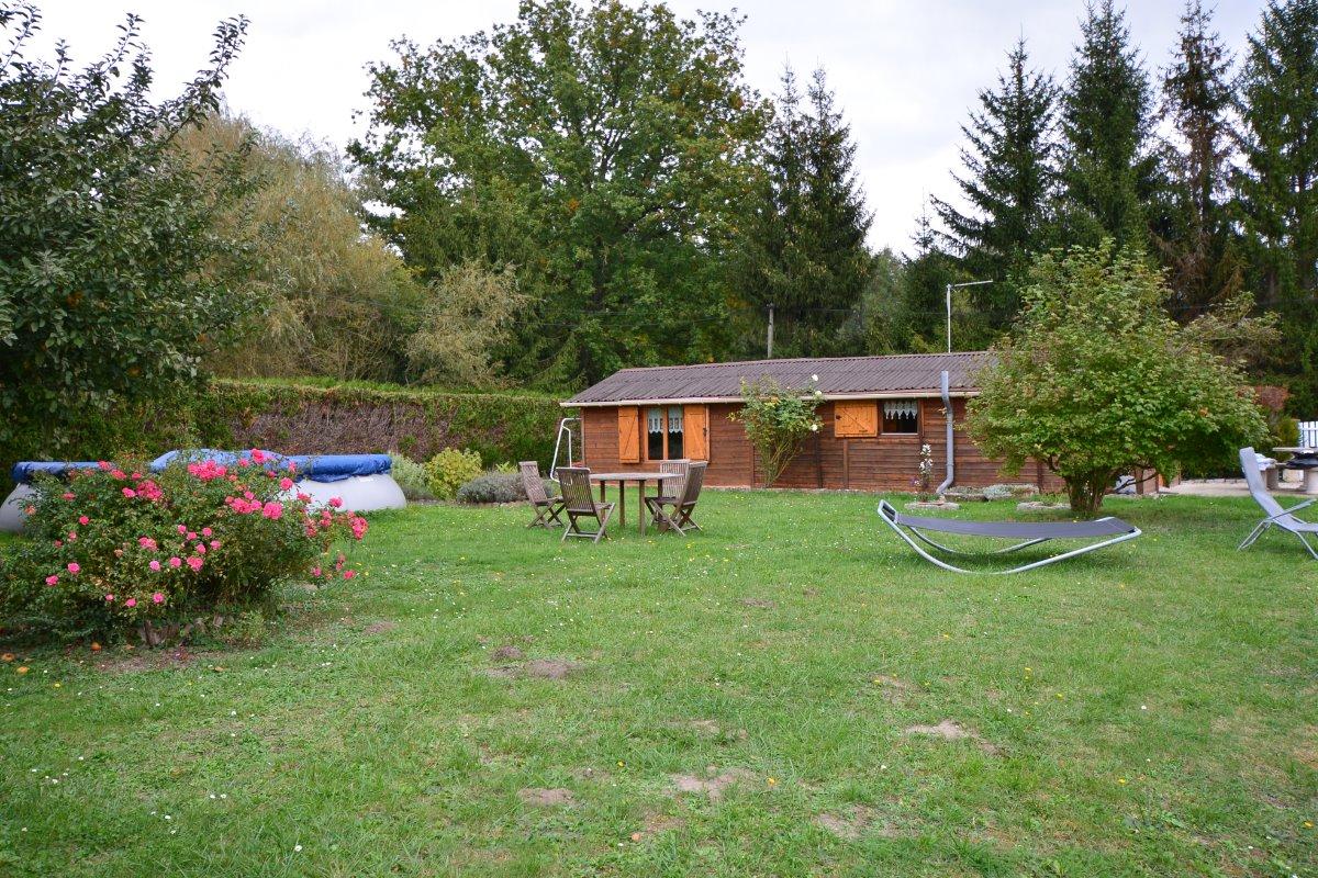 Gîte L'Eau Berge - Location de vacances - Prouilly