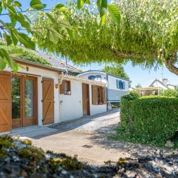 Spa couvert aux Bichottes - Location de vacances - Villers-Allerand