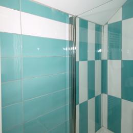 Salle d'eau privative chambre MAROCAINE - Chambre d'hôtes - Étréchy