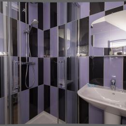 Salle d'eau privative chambre REGIONALE - Chambre d'hôtes - Étréchy
