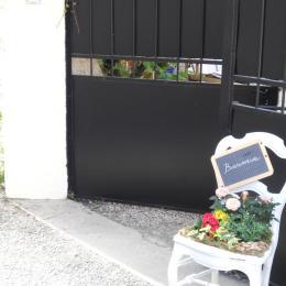 Bienvenue - Chambre d'hôtes - Mareuil-le-Port