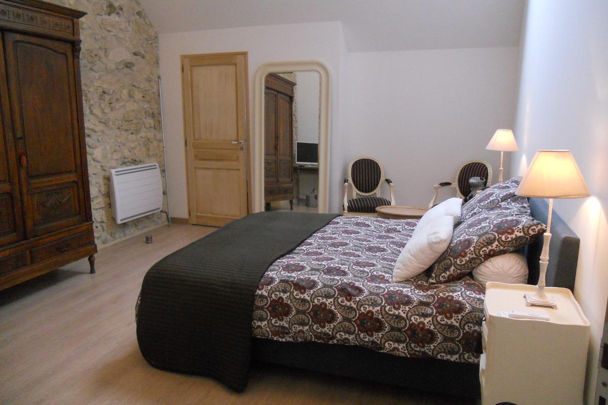 Chambres Topaze - Chambre d'hôtes - Mareuil-le-Port