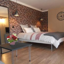 Suite Topaze (Chambre Famille) - Chambre d'hôtes - Mareuil-le-Port
