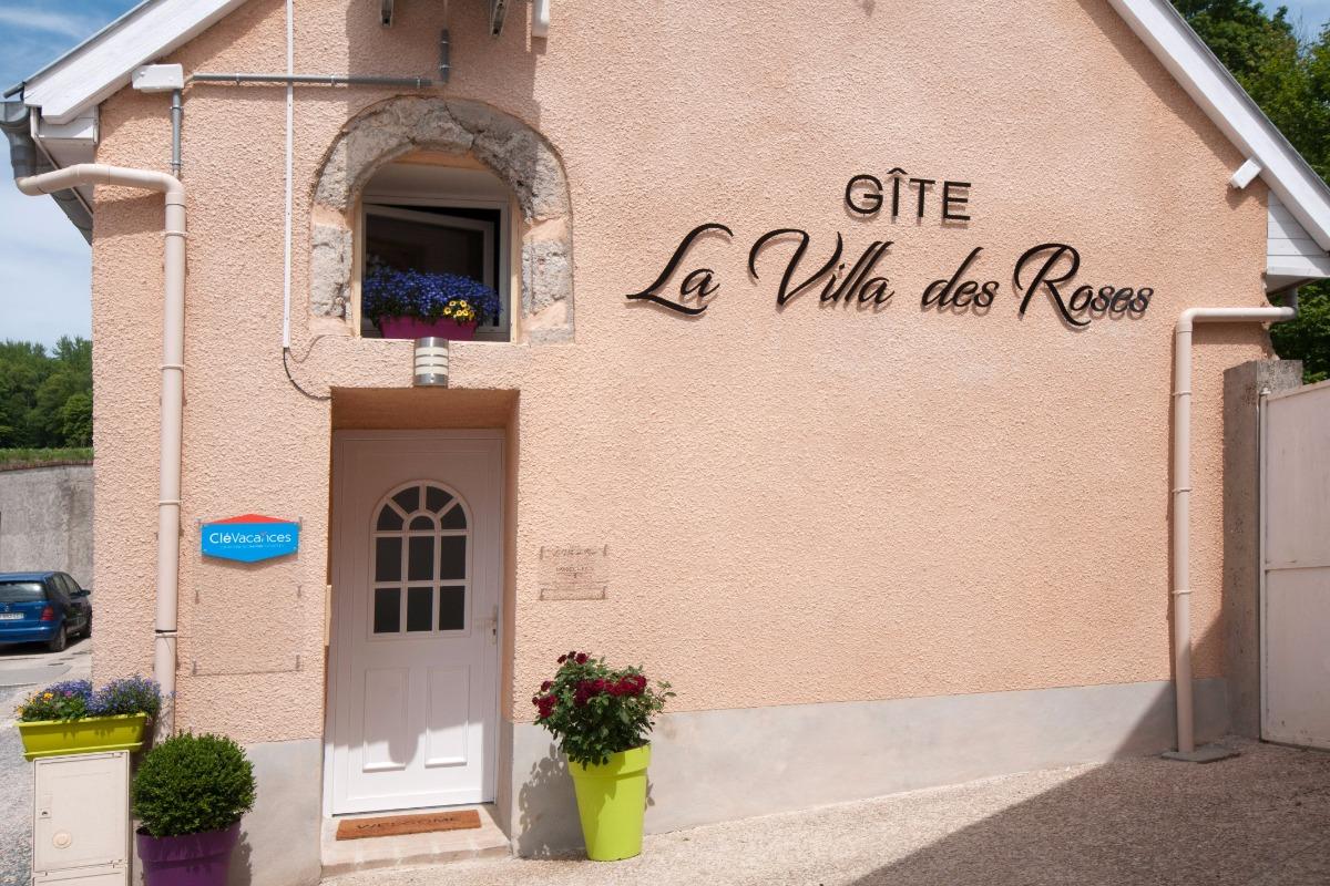 La Villa les Roses, ancienne grange rénovée - Location de vacances - Cormoyeux