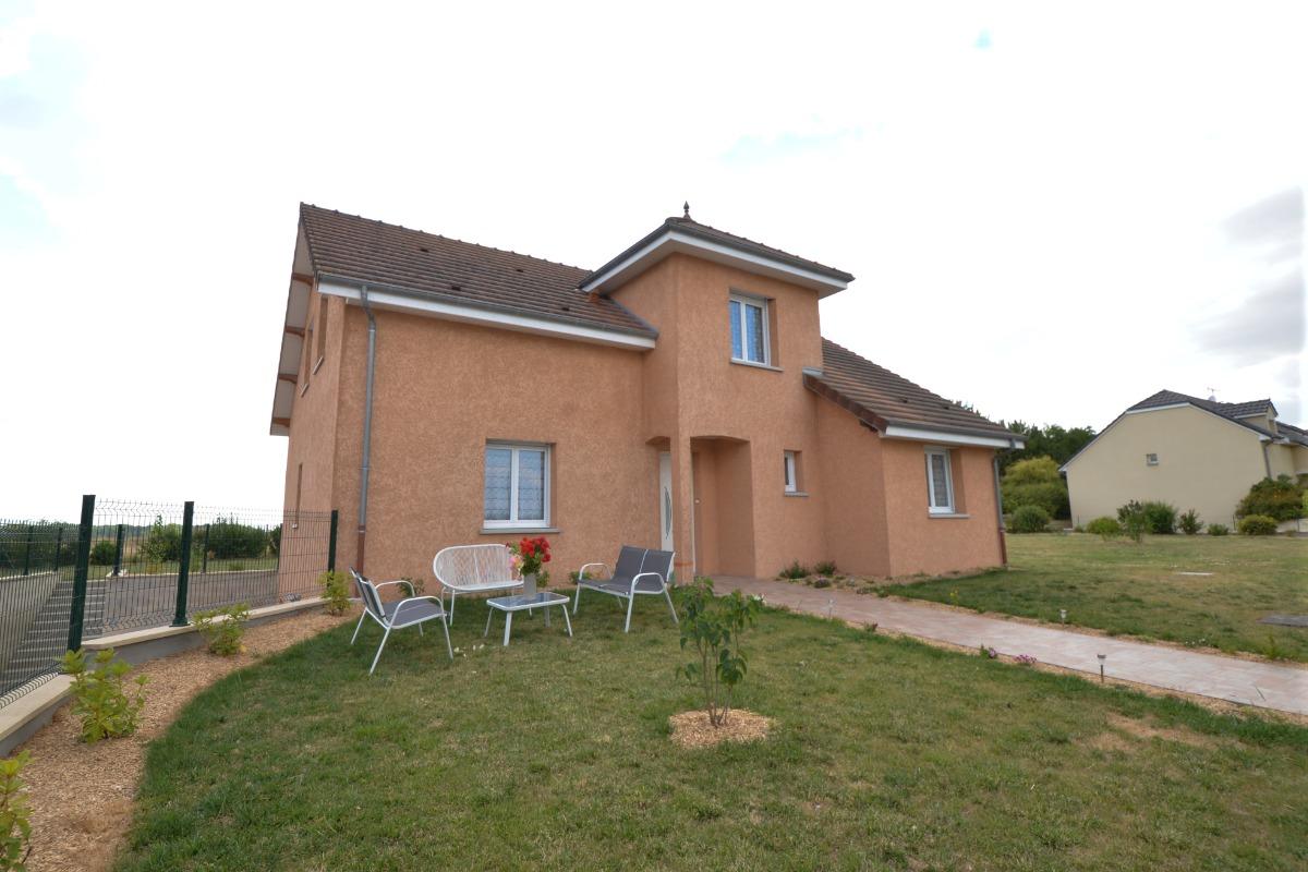 Entrée principale Location Ma Deuxième Maison - Location de vacances - Écury-sur-Coole