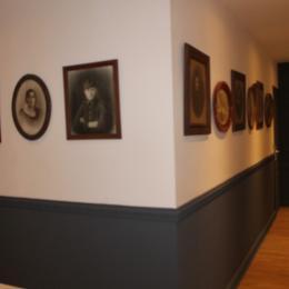 Couloir 1er étage. - Chambre d'hôtes - Villers-sous-Châtillon