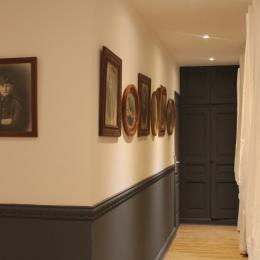Couloir 1 er étage. - Chambre d'hôtes - Villers-sous-Châtillon