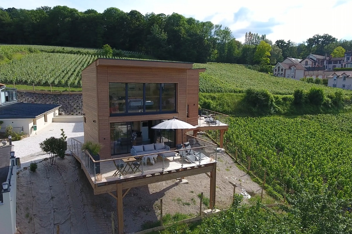 - Location de vacances - Chigny-les-Roses