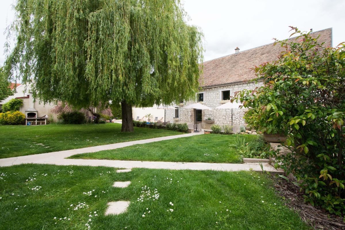 Chambres d'hôtes Au fil de l'Ô  - Chambre d'hôtes - Bisseuil