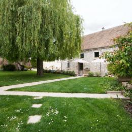 Chambre Pinot Noir - Chambre d'hôtes - Bisseuil