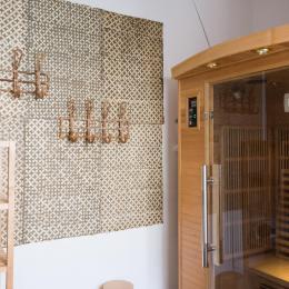 Sauna 2 personnes - Location de vacances - Châlons-en-Champagne
