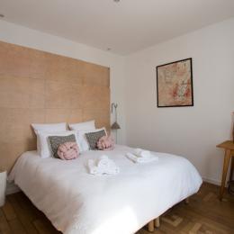Chambre familiale Flower - Location de vacances - Châlons-en-Champagne