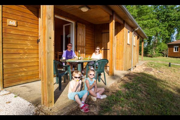 Chalet 39 m²  - Location de vacances - Longeau-Percey