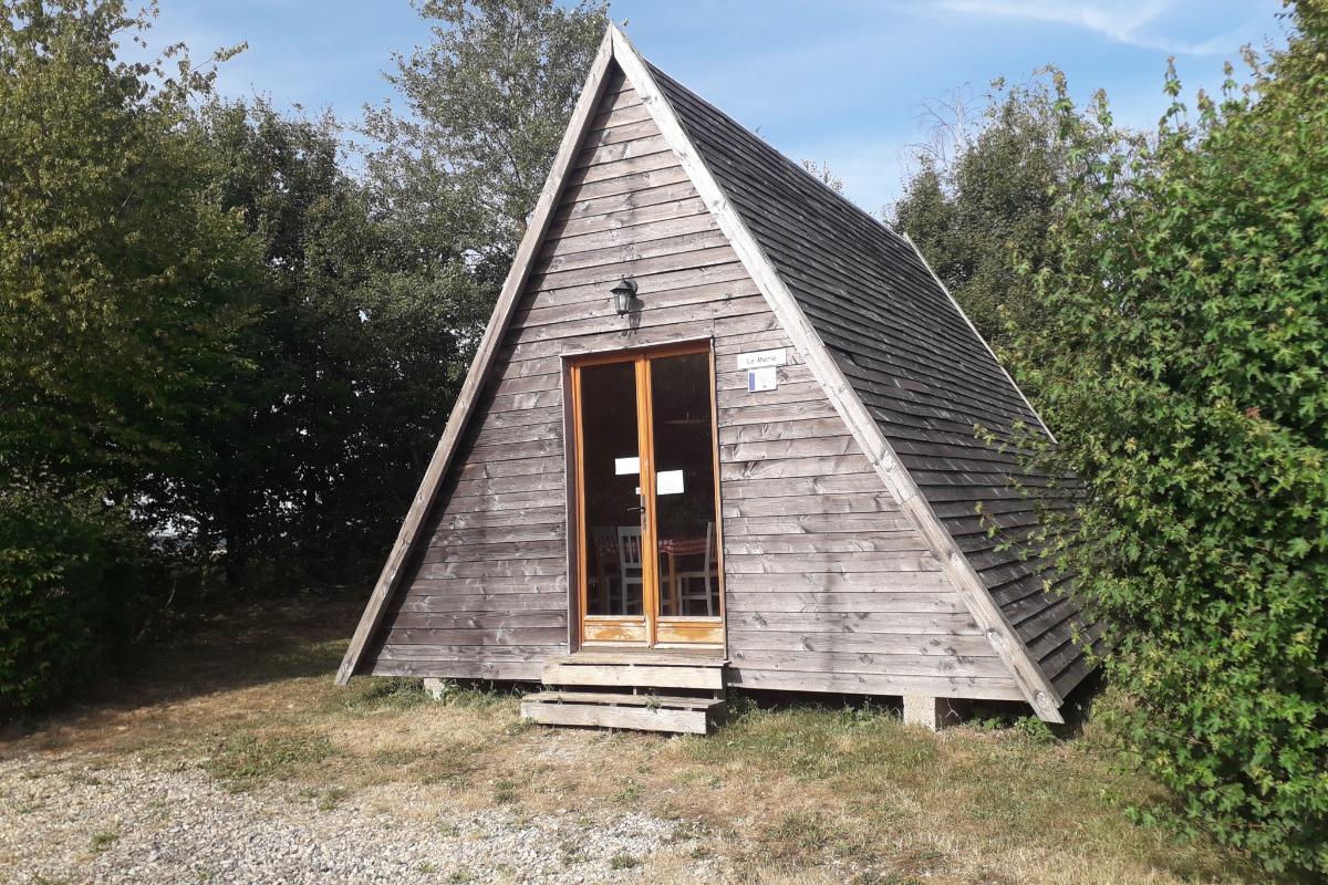 Chalet Finlandais - Location de vacances - Bourg-Sainte-Marie