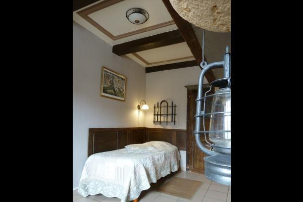 Grande chambre - Chambre d'hôtes l'An XII - Prairial - Chambre d'hôtes - Charency-Vezin