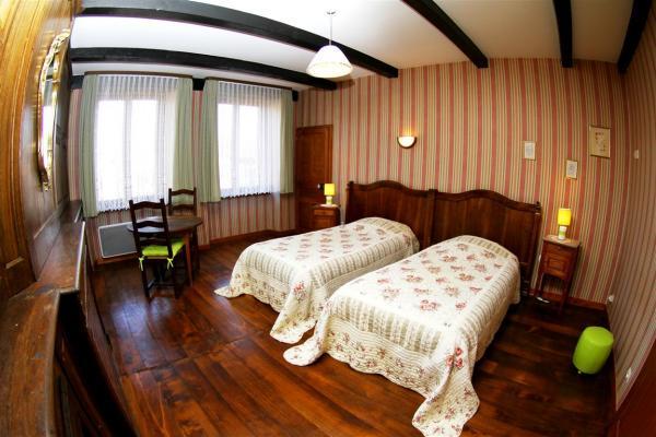 Chambre 1 - Chambre d'hôtes l'An XII - Suite Floréal - Chambre d'hôtes - Charency-Vezin