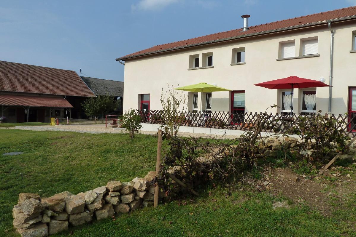 Equit'aide - Location de vacances - Belleau