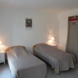 Chambre 1 - Location de vacances - Belleau