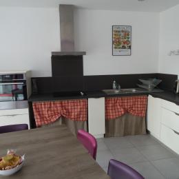 Cuisine - Location de vacances - Belleau