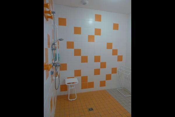Salle d'eau - Location de vacances - Belleau