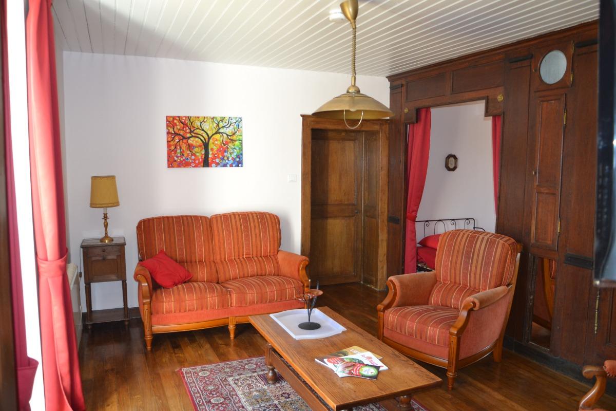 Cuisine du Gîte du Holit entre Metz Nancy Verdun - Location de vacances - Pannes