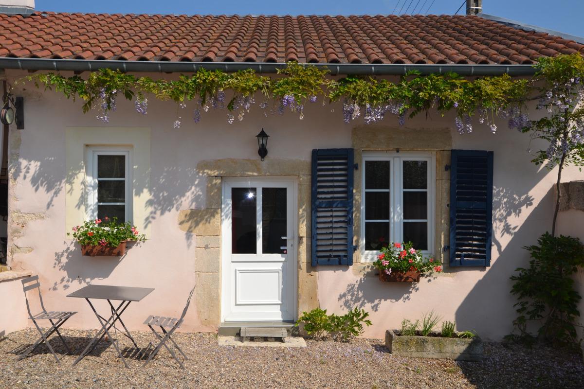Le gîte du Holit studio, proche du lac de Madine, vu de face - Location de vacances - Pannes