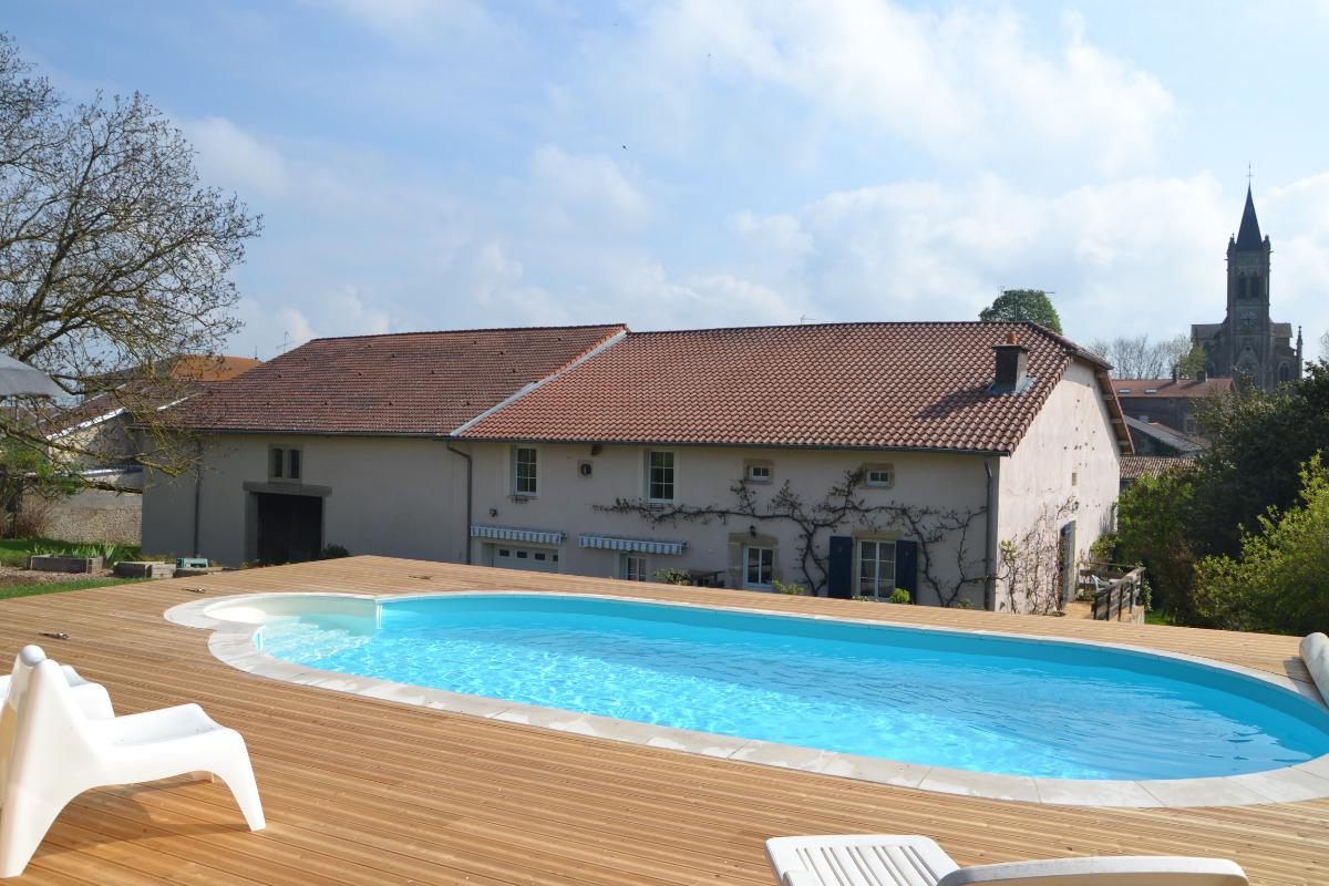 Gîte du Holit avec piscine chauffée - Location de vacances - Pannes