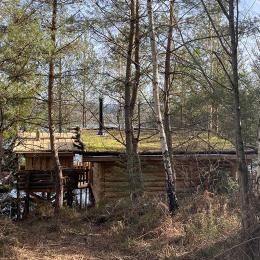 Bergerie du Lac, cachée dans la forêt - Les Cabanes du Lac de Pierre Percée - Chambre d'hôtes - Badonviller