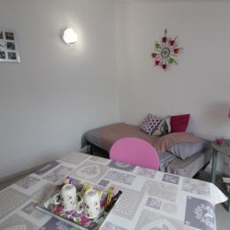 Studio cosy - Location de vacances - Lachaussée