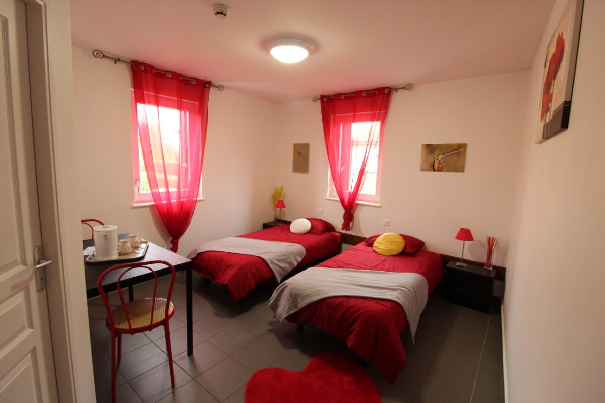 chambre 334  - Chambre d'hôtes - Lachaussée