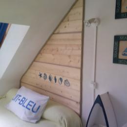 chambre cabine 2 places - Location de vacances - Quiberon