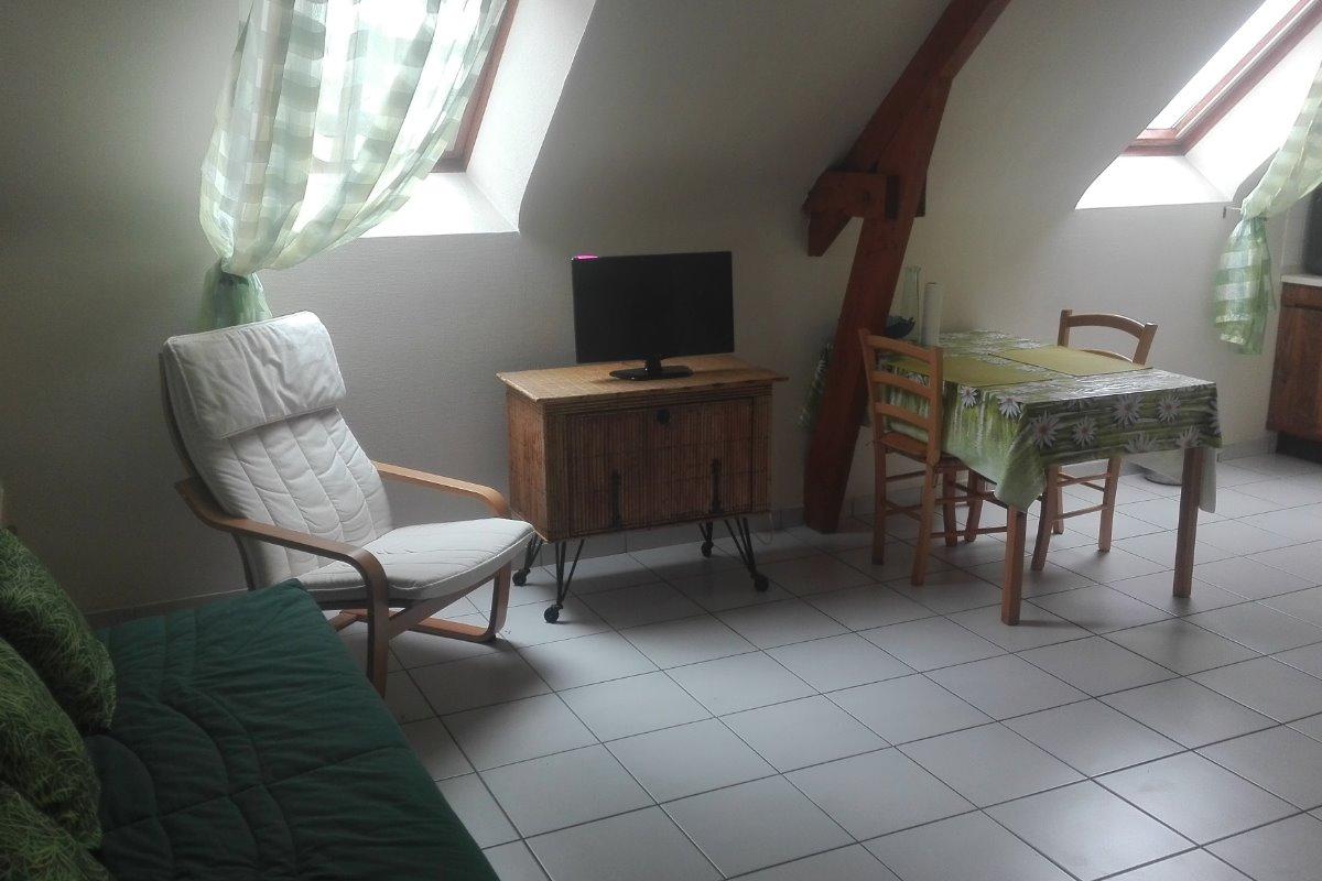 salon - Location de vacances - Vannes