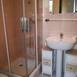 salle d'eau / WC - Location de vacances - Vannes