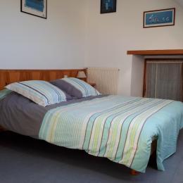 Chambre 1 - Location de vacances - Larmor-Baden