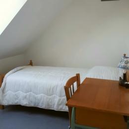 Chambre 3 - Location de vacances - Larmor-Baden